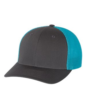 110 Richardson Fitted Trucker with R Flex
